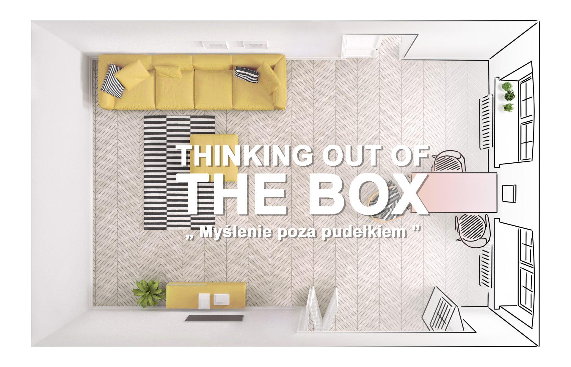 wychodzimy myśleniem poza pudełko