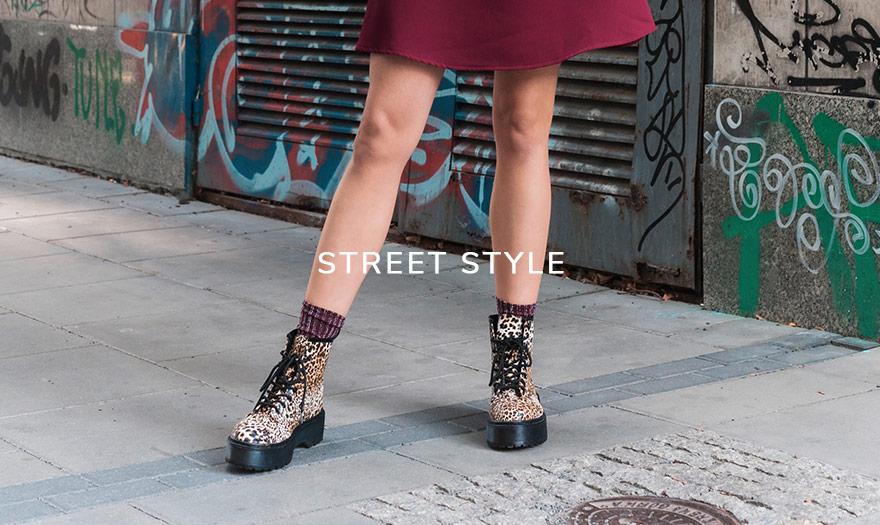 Street Style inspiracje