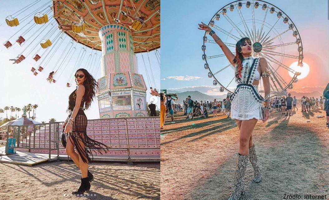 Coachella 2019 stylizacje