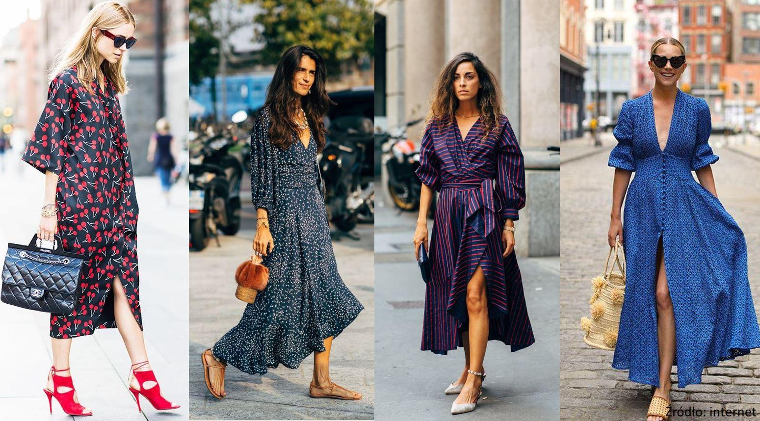 Najmodniejsze sukienki na wiosnę i lato 2019!