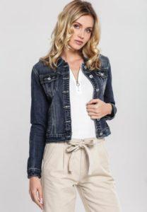 spodnie do kurtki jeansowej