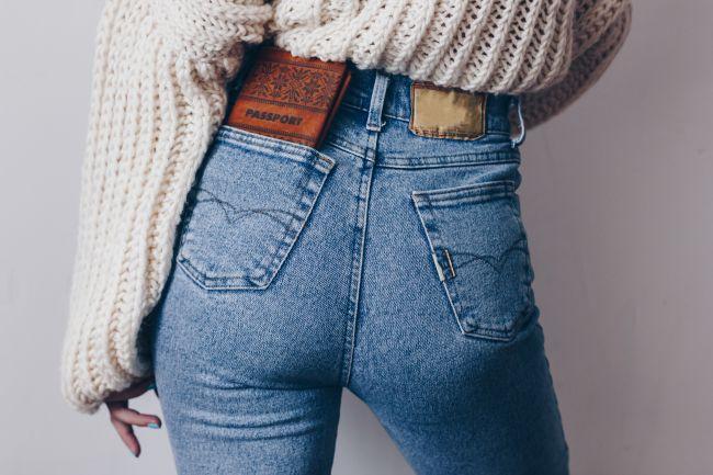 Spodnie push up. Co to są za spodnie i dla kogo są
