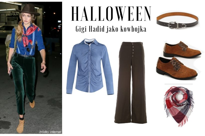 Halloween jak się ubrać