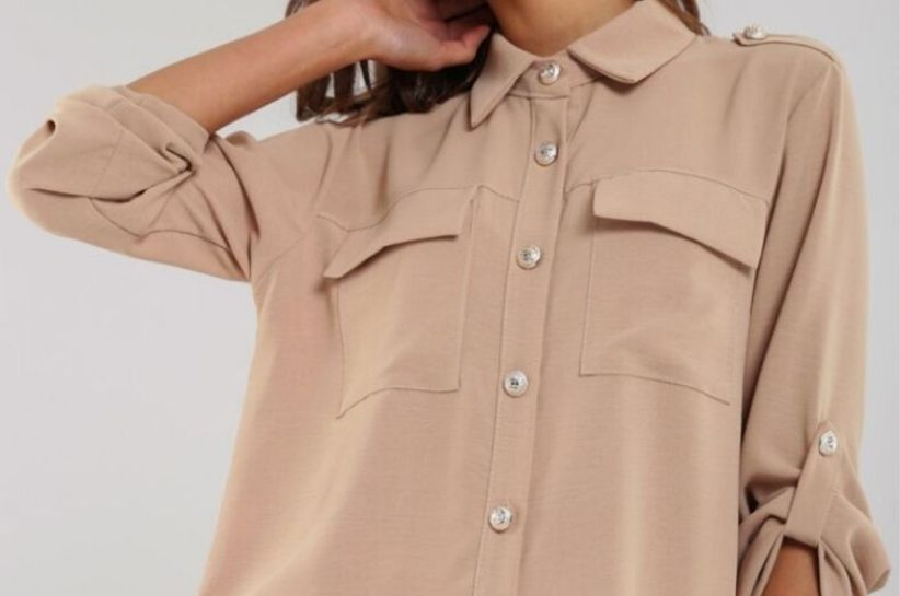 koszula oversize damska
