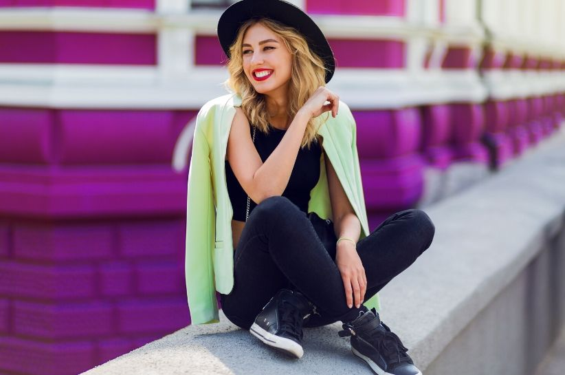 styl miejski w modzie