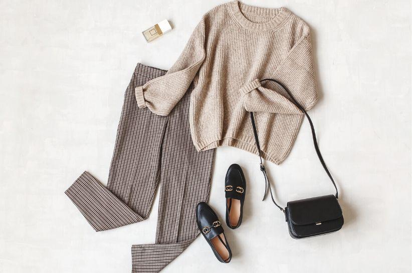 styl minimalistyczny moda