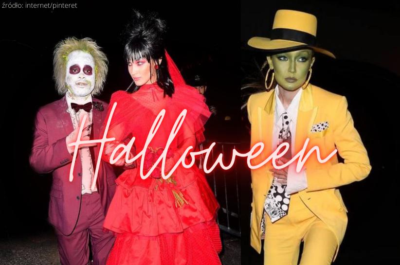 stylizacje halloween 2020